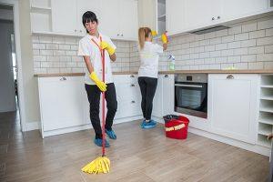 عمال تنظيف منازل بالدمام