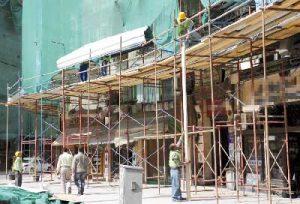 ترميم وصيانة المباني العامة والخاصة