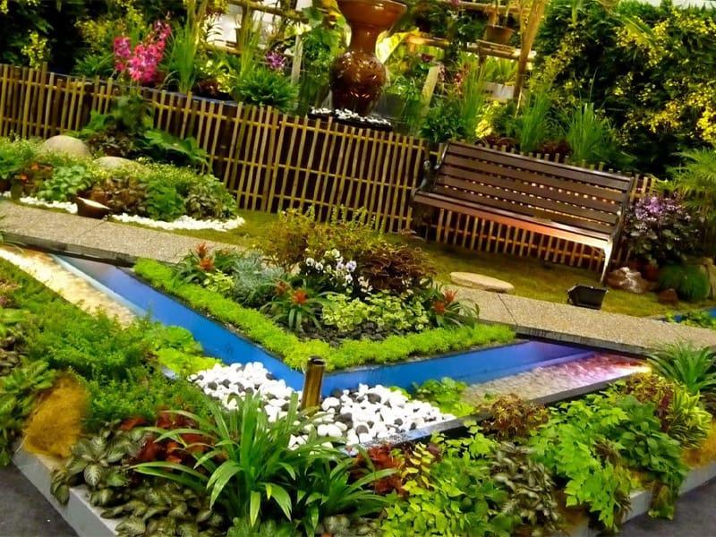 خدمات تنسيق حدائق